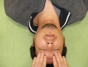 回復整体応用法/疲れ目、奥の目が痛い、ドライアイ、かすみ目、涙目、眼精疲労等(目の痛み)
