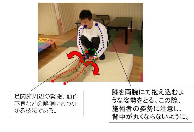 手順その3(伏臥位/主に前面の椎間板へのアプローチ)