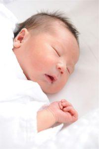 回復整体は赤ちゃんの施術が可能